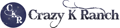 Crazy K Ranch in Michie, TN Logo